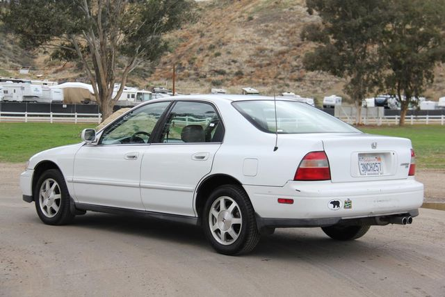 ... 1995 Honda Accord Sdn EX W/Leather Santa Clarita, ...