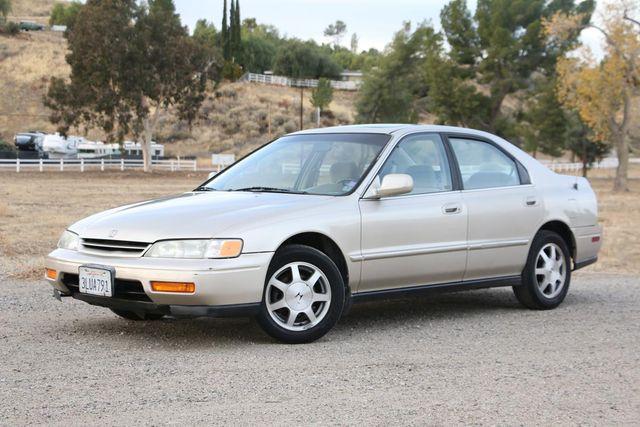 1995 Honda Accord Sdn EX Santa Clarita, CA 1