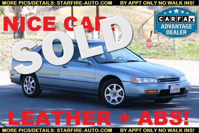 1995 Honda Accord Sdn EX w/Leather Santa Clarita, CA