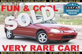 1995 Honda Civic del Sol Si Santa Clarita, CA