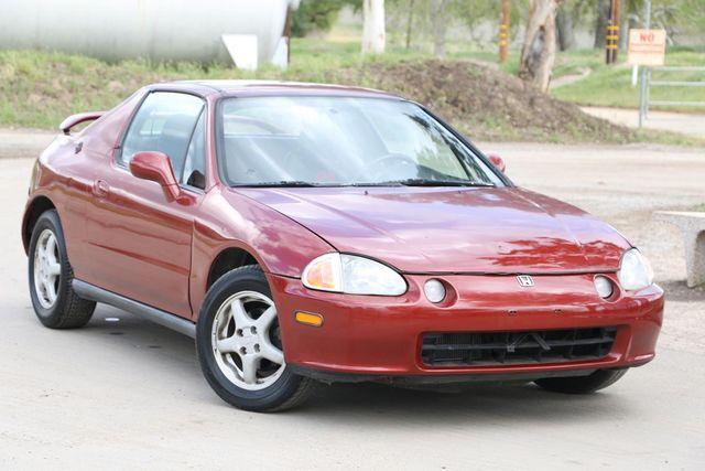 1995 Honda Civic del Sol Si Santa Clarita, CA 3