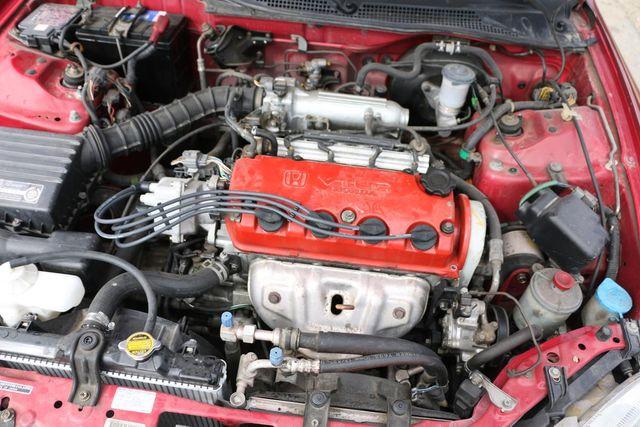 1995 Honda Civic del Sol Si Santa Clarita, CA 24