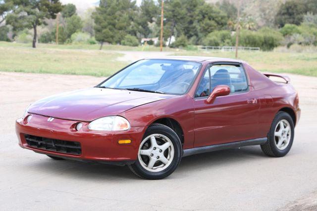 1995 Honda Civic del Sol Si Santa Clarita, CA 1