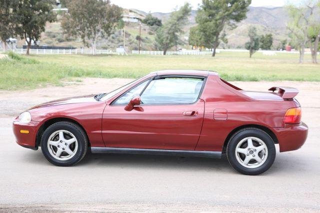 1995 Honda Civic del Sol Si Santa Clarita, CA 10