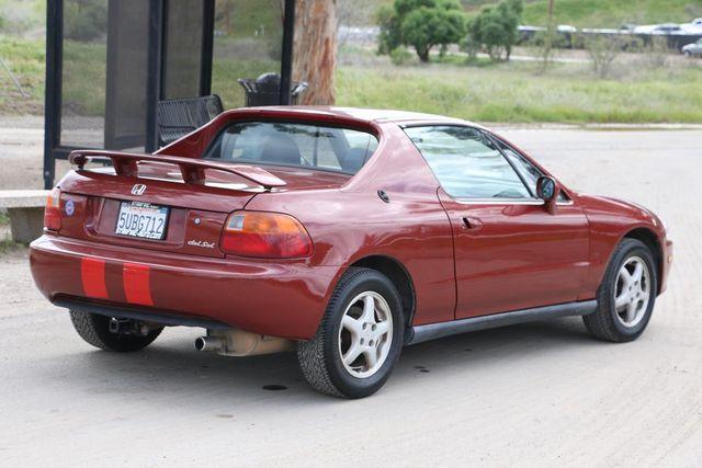 1995 Honda Civic del Sol Si Santa Clarita, CA 6