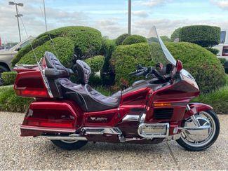 1995 Honda GL1500SE1L Gold Wing With Pop-Up Camper in McKinney, TX 75070