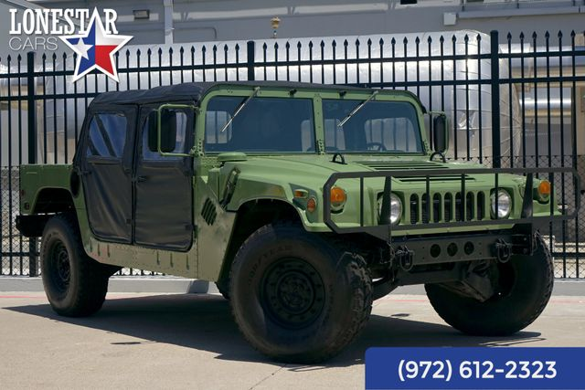 1995 Am General Hummer Military SUV Diesel