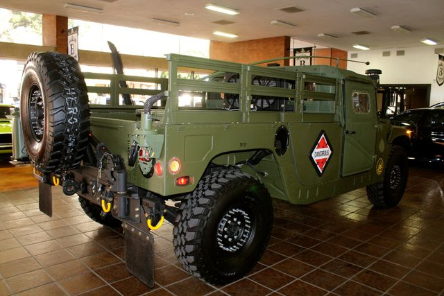 1995 Hummer M1097 Humvee Full Restorations  This Hummer Like New La Jolla, California 7