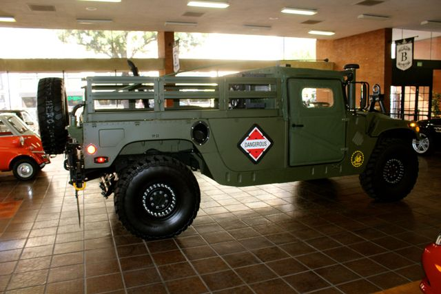 1995 Hummer M1097 Humvee Full Restorations  This Hummer Like New La Jolla, California 8