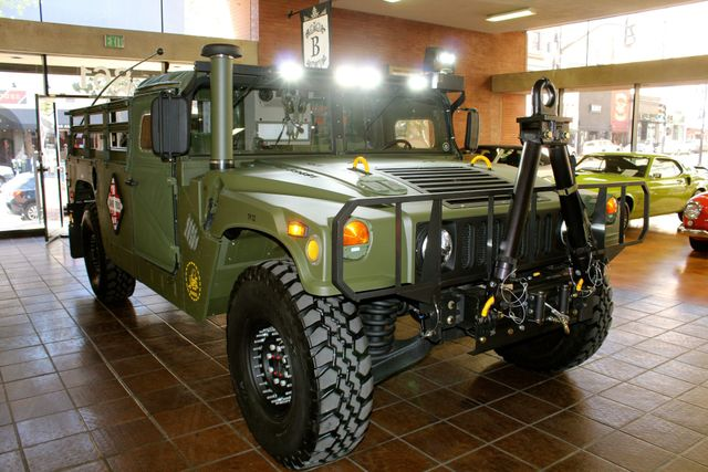 1995 Hummer M1097 Humvee Full Restorations  This Hummer Like New La Jolla, California 0