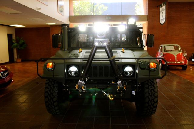 1995 Hummer M1097 Humvee Full Restorations  This Hummer Like New La Jolla, California 9