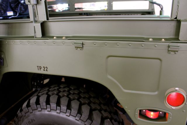 1995 Hummer M1097 Humvee Full Restorations  This Hummer Like New La Jolla, California 12