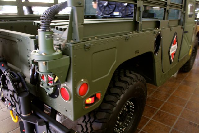 1995 Hummer M1097 Humvee Full Restorations  This Hummer Like New La Jolla, California 17