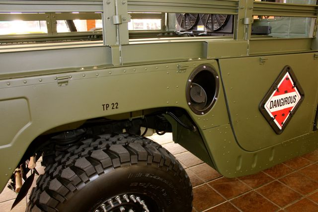 1995 Hummer M1097 Humvee Full Restorations  This Hummer Like New La Jolla, California 18