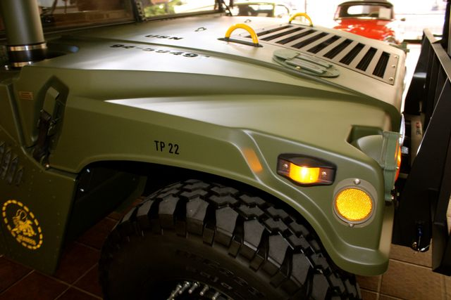 1995 Hummer M1097 Humvee Full Restorations  This Hummer Like New La Jolla, California 23