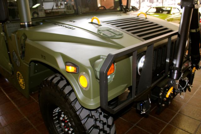 1995 Hummer M1097 Humvee Full Restorations  This Hummer Like New La Jolla, California 24