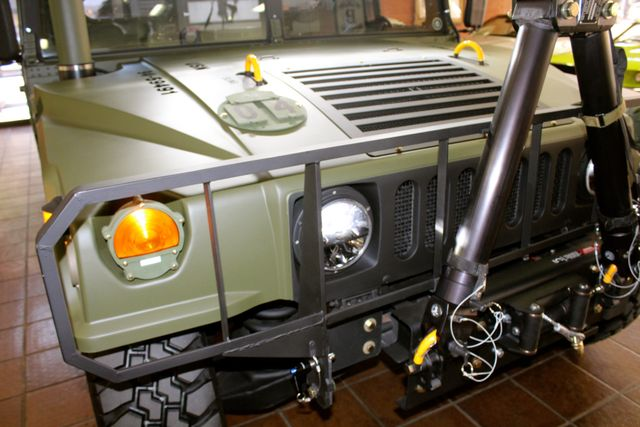 1995 Hummer M1097 Humvee Full Restorations  This Hummer Like New La Jolla, California 25