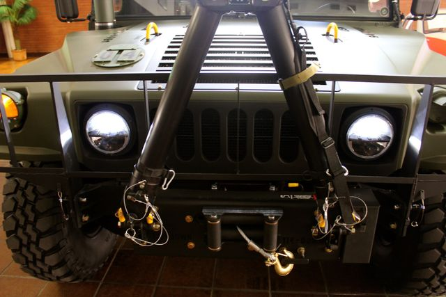 1995 Hummer M1097 Humvee Full Restorations  This Hummer Like New La Jolla, California 26
