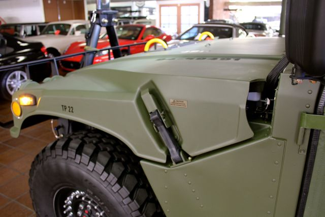 1995 Hummer M1097 Humvee Full Restorations  This Hummer Like New La Jolla, California 27