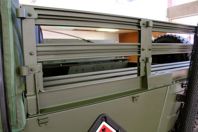 1995 Hummer M1097 Humvee Full Restorations  This Hummer Like New La Jolla, California 31
