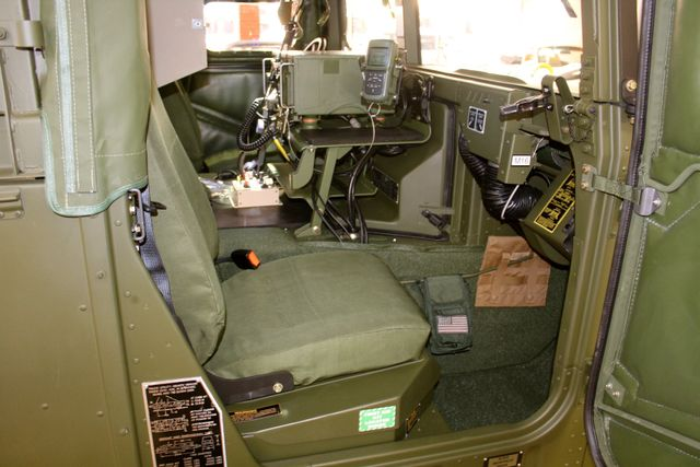 1995 Hummer M1097 Humvee Full Restorations  This Hummer Like New La Jolla, California 38