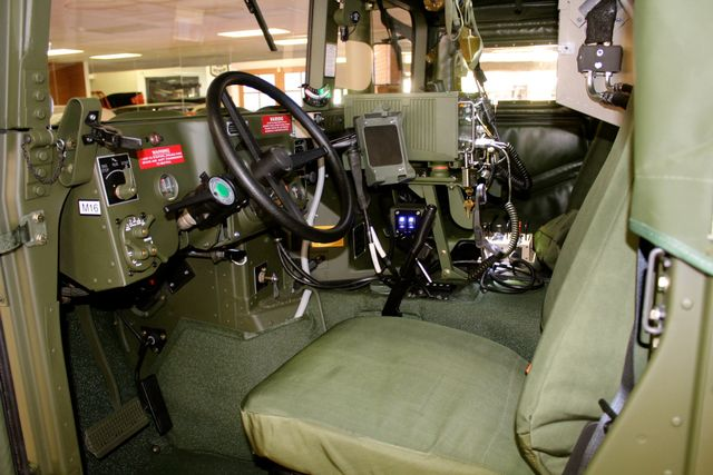 1995 Hummer M1097 Humvee Full Restorations  This Hummer Like New La Jolla, California 58