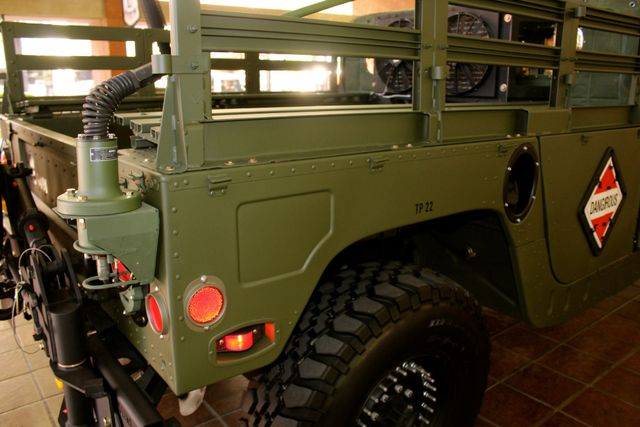 1995 Hummer M1097 Humvee Full Restorations  This Hummer Like New La Jolla, California 70