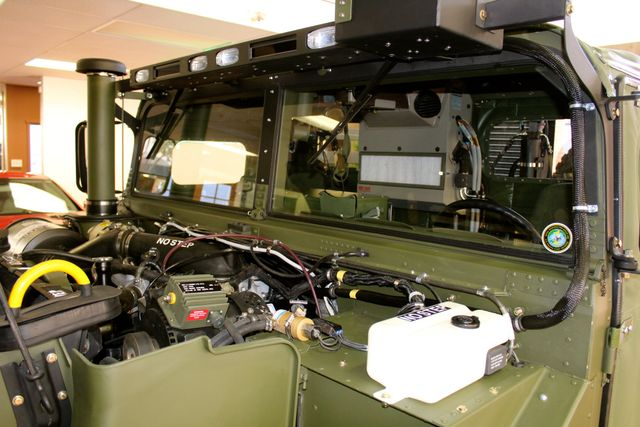 1995 Hummer M1097 Humvee Full Restorations  This Hummer Like New La Jolla, California 93