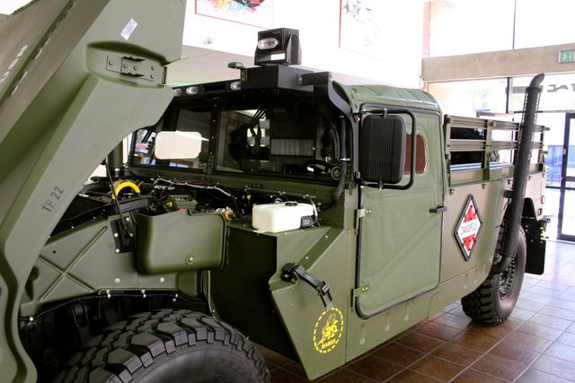 1995 Hummer M1097 Humvee Full Restorations  This Hummer Like New La Jolla, California 110