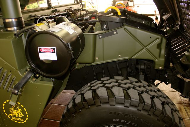 1995 Hummer M1097 Humvee Full Restorations  This Hummer Like New La Jolla, California 118