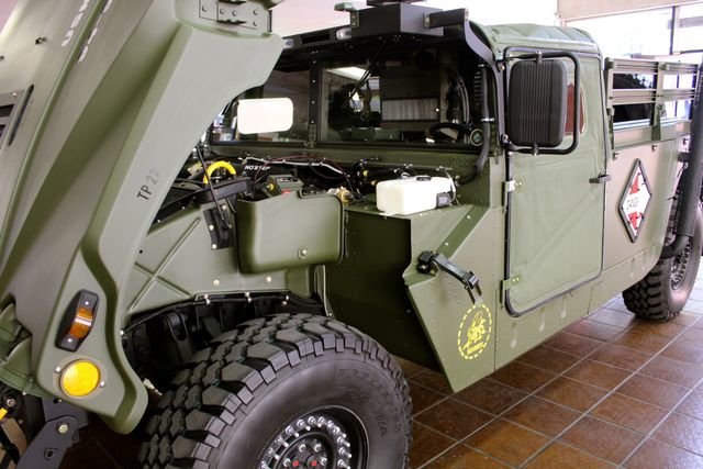 1995 Hummer M1097 Humvee Full Restorations  This Hummer Like New La Jolla, California 119