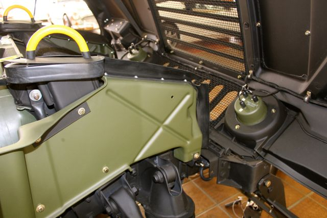 1995 Hummer M1097 Humvee Full Restorations  This Hummer Like New La Jolla, California 98