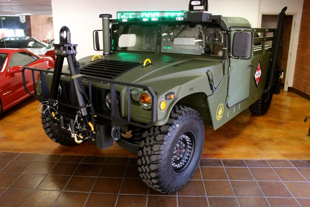 1995 Hummer M1097 Humvee Full Restorations  This Hummer Like New La Jolla, California 1