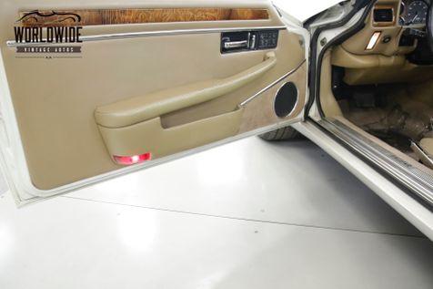 1995 Jaguar XJS CONVERTIBLE 4.0 L 83K MILES. LEATHER! AC   Denver, CO   Worldwide Vintage Autos in Denver, CO