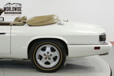 1995 Jaguar XJS CONVERTIBLE 4.0 L 83K MILES. LEATHER! AC | Denver, CO | Worldwide Vintage Autos in Denver, CO