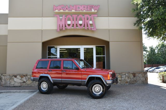 1995 Jeep Cherokee Country