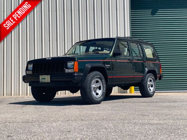 1995 Jeep Cherokee Sport 4WD
