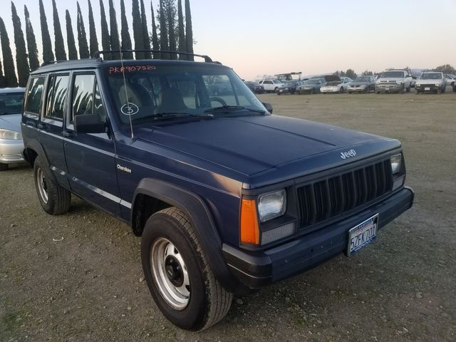 1995 Jeep Cherokee Right-Hand-Drive SE in Orland, CA 95963