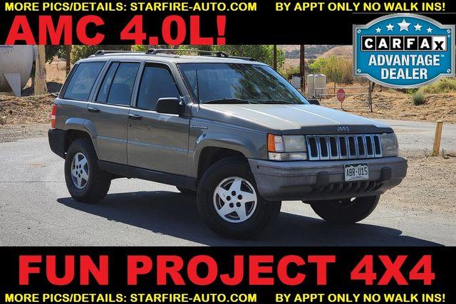 1995 Jeep Grand Cherokee Laredo 4X4