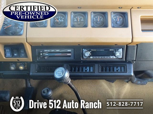 1995 Jeep Wrangler Sahara in Austin, TX 78745