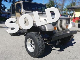 1995 Jeep Wrangler S Dunnellon, FL