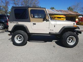 1995 Jeep Wrangler S Dunnellon, FL 1