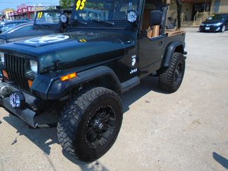 1995 Jeep Wrangler S | Forth Worth, TX | Cornelius Motor Sales in Forth Worth TX