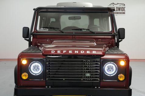 1995 Land Rover DEFENDER 90 L94 6.2 LTR VORTEC V-8!   Denver, CO   Worldwide Vintage Autos in Denver, CO