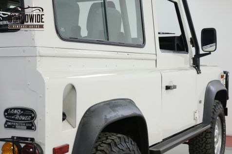 1995 Land Rover DEFENDER 90 NAS 108K ORIGINAL MILES 4x4 5SPD 1 OF 500 | Denver, CO | Worldwide Vintage Autos in Denver, CO