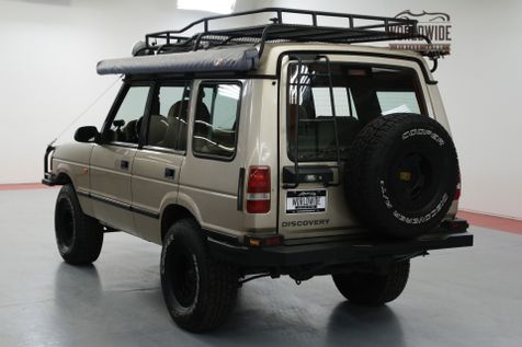 1995 Land Rover DISCOVERY OVERLAND D1. LOW MILES. THOUSANDS IN EXTRAS! | Denver, CO | Worldwide Vintage Autos in Denver, CO