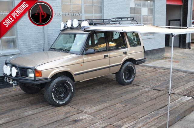 1995 Land Rover Discovery SD BUILT OVERLAND