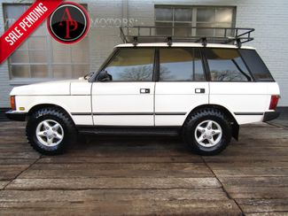 1995 Land Rover Range Rover County Classic in Statesville, NC 28677
