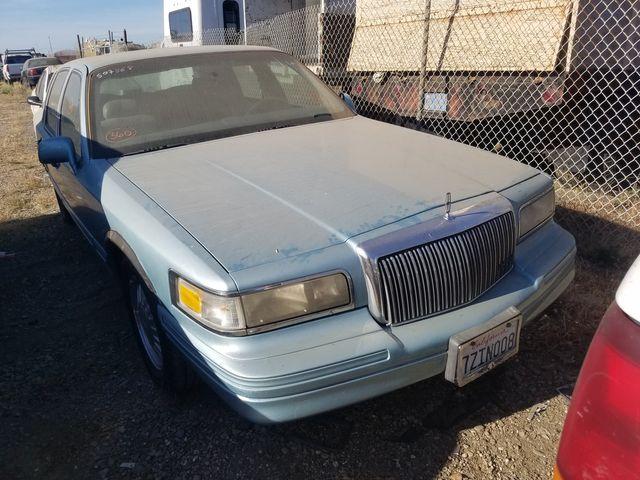1995 Lincoln Town Car Cartier