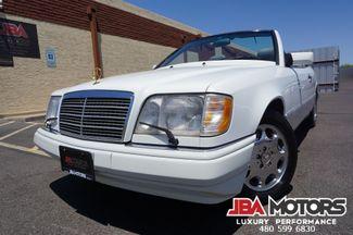 1995 Mercedes-Benz E Class 320 Convertible Cabriolet E320 ~ 1 OWNER CLEAN CARFAX!   MESA, AZ   JBA MOTORS in Mesa AZ